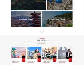 nº 4 pour Redesign of a travel agency website par saurmathur