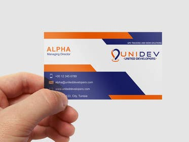 #134 for Design some Business Cards and revive the logo by jamilafridi