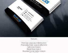 #115 for Design some Business Cards and revive the logo by vectorhive