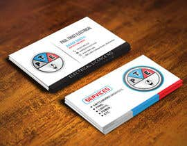 #65 for Design some Business Cards For an Electrical Business by sadakbd
