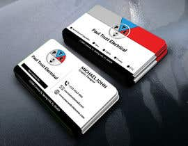 nº 92 pour Design some Business Cards For an Electrical Business par ASalam18