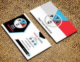 #25 for Design some Business Cards For an Electrical Business by rtaraq