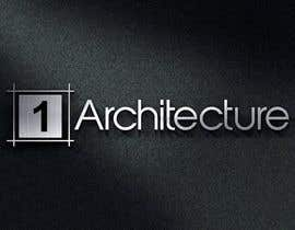 nº 4 pour logo designed for  new Architecturl and interior company calld 1 par husnainameen