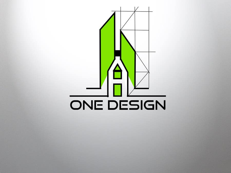 Proposition n°14 du concours logo designed for  new Architecturl and interior company calld 1