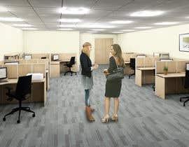 nº 23 pour workspace design par roxanahosu