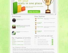 #25 cho Website Design for startstop.me bởi AkifKhan