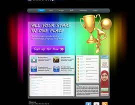 #26 cho Website Design for startstop.me bởi jahan121121