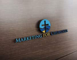 "nº 23 pour Design a Logo for ""Marketing for Churches"" par jhraju41"