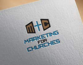 "nº 20 pour Design a Logo for ""Marketing for Churches"" par Sheully"