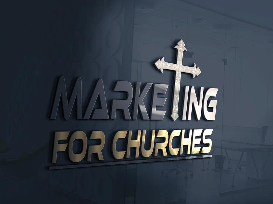 "Proposition n°27 du concours Design a Logo for ""Marketing for Churches"""