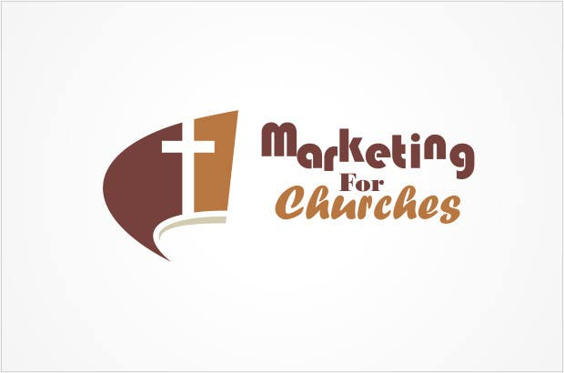 """Proposition n°28 du concours Design a Logo for """"Marketing for Churches"""""""