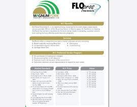 Nro 1 kilpailuun Design a Brochure käyttäjältä felixdidiw