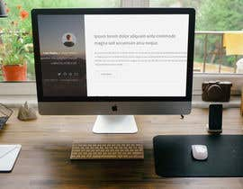 nº 1 pour Design a Website Mock up for attorney par sohadinventive