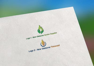 #67 for Design a Logo for Garden and firewood supplies by Makkhi