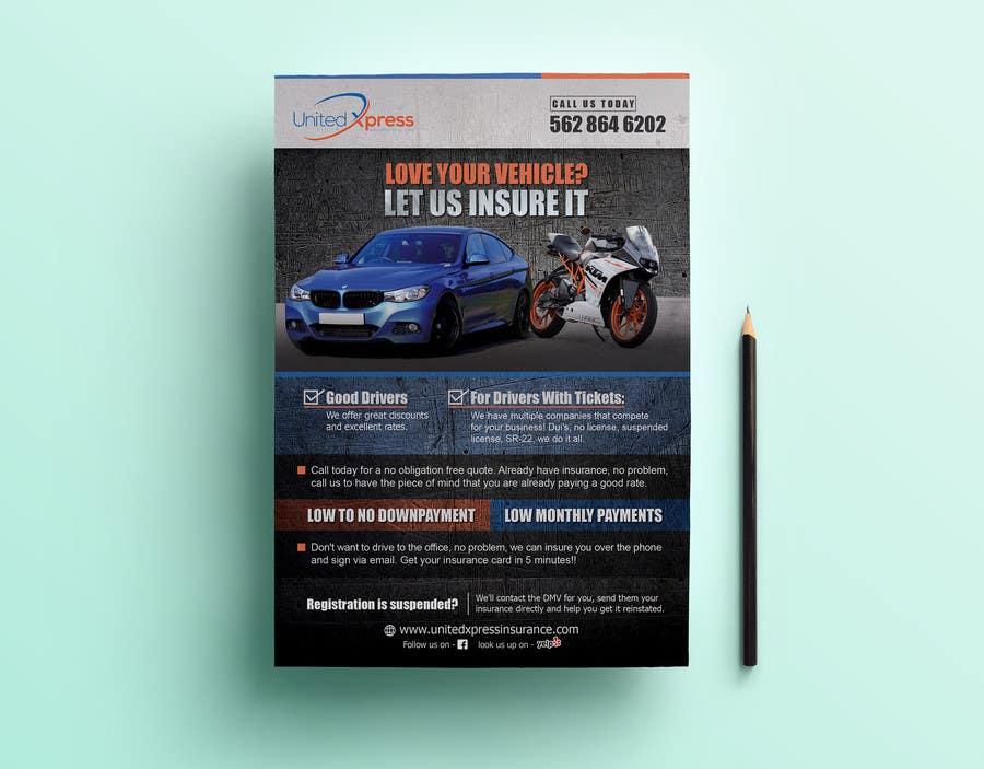 Kilpailutyö #                                        19                                      kilpailussa                                         Design a Flyer