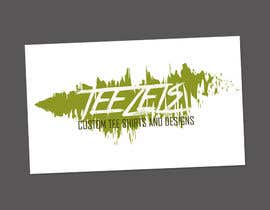 #6 for Teezels Custom Tee Shirts and Designs, LLC by ardra