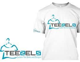 #17 for Teezels Custom Tee Shirts and Designs, LLC by jojohf