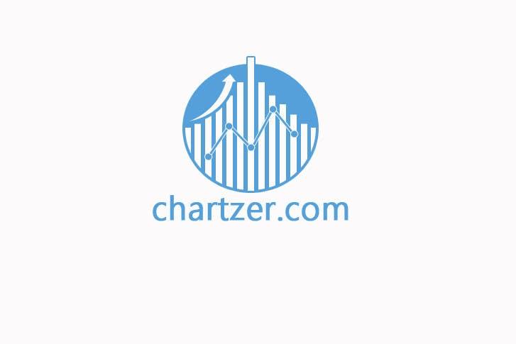 Kilpailutyö #                                        68                                      kilpailussa                                         logo for chartzer.com
