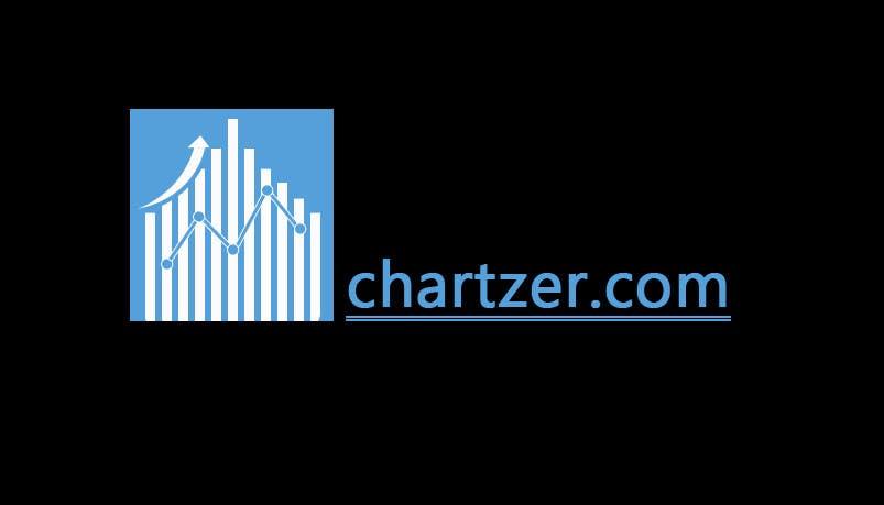 Kilpailutyö #                                        73                                      kilpailussa                                         logo for chartzer.com
