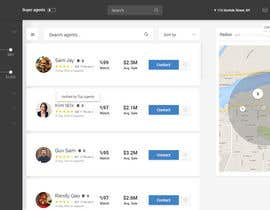 #38 , Re-design UI/UX for a Marketplace Dashboard 来自 MbkGfx