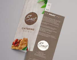 #23 for Design a brochure / redesign my catering menu by abuk007