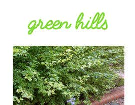 #5 for Green Hills Website mockups by candienkwan1975