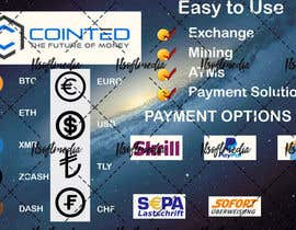 nº 42 pour Banner Design for Cryptocurrencie Exchange par khuramsmd