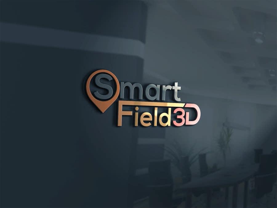Proposition n°72 du concours Design a Logo - SmartField3D