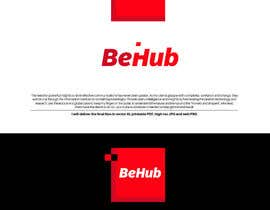 "#43 , Design a simple and sophisticated logo for ""BeHub"" 来自 guduleaandrei"