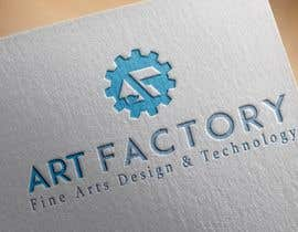 #96 for Art Factory Logo by atasarimci