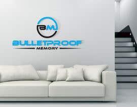 nº 56 pour Design a Logo - Bulletproof Memory par mydoll121