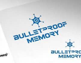 Nro 54 kilpailuun Design a Logo - Bulletproof Memory käyttäjältä Naumovski
