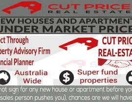 nº 57 pour Design a FB banner for Cut price par Rafiqidea09