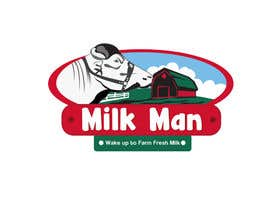 nº 16 pour Design a Logo for milk business par ani8511
