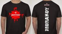 Graphic Design Kilpailutyö #42 kilpailuun Muay Thai T-Shirt Design for a gym in Melbourne Victoria