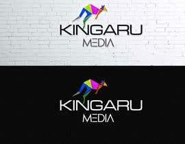 nº 63 pour Design a Logo  KINGARU MEDIA par satbaldev