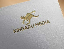 nº 45 pour Design a Logo  KINGARU MEDIA par BlackHatBD123