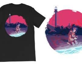 nº 26 pour Seashell t-shirt design par itsbloogr