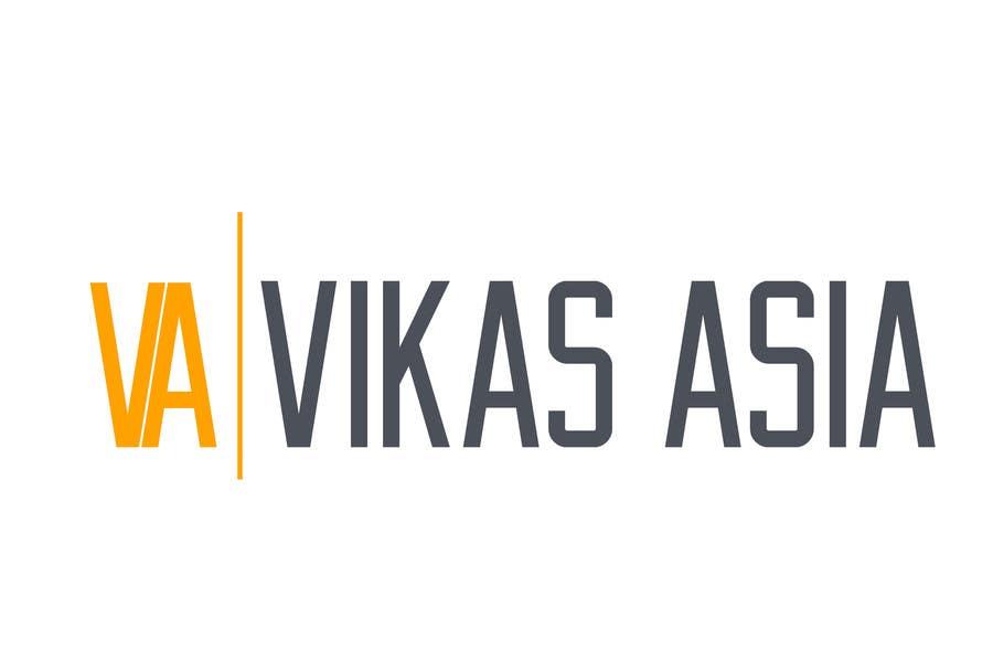 Proposition n°120 du concours Vikas Asia Logo