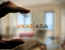 #268 for Vikas Asia Logo by freedoel