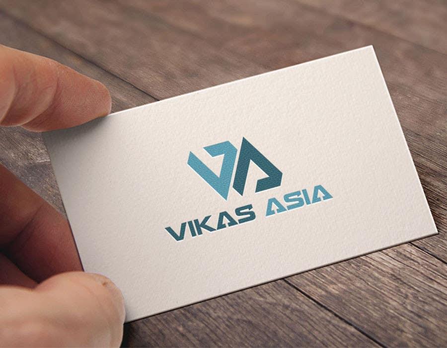 Proposition n°81 du concours Vikas Asia Logo