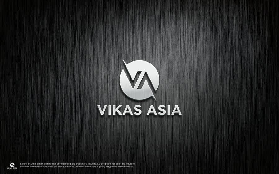 Proposition n°229 du concours Vikas Asia Logo