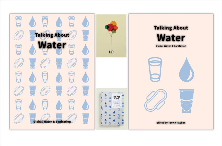 Proposition n°22 du concours Book cover design for Water & Sanitation book