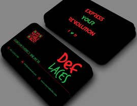 #25 for Def Laces Business Card-Redesign by mehfuz780