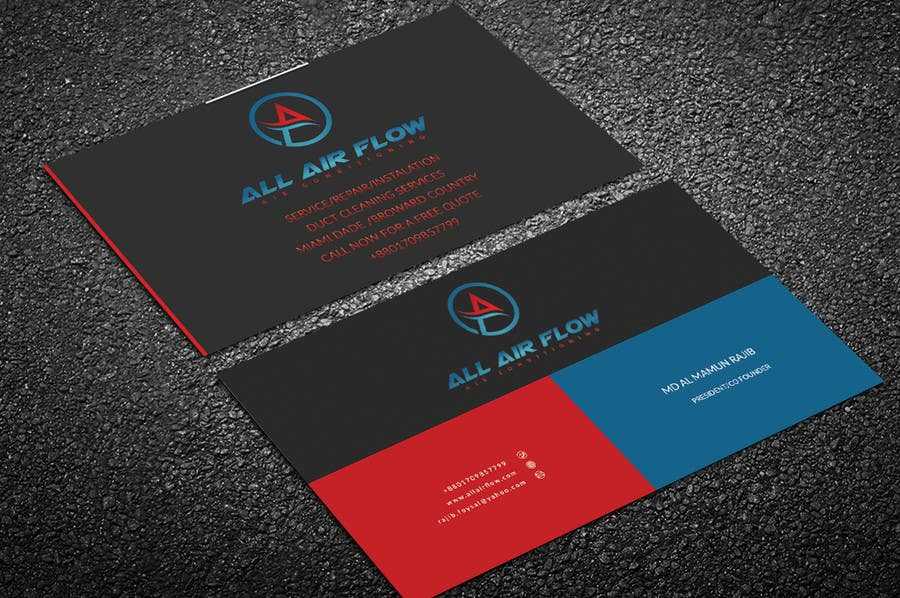 Proposition n°379 du concours Design some Business Cards
