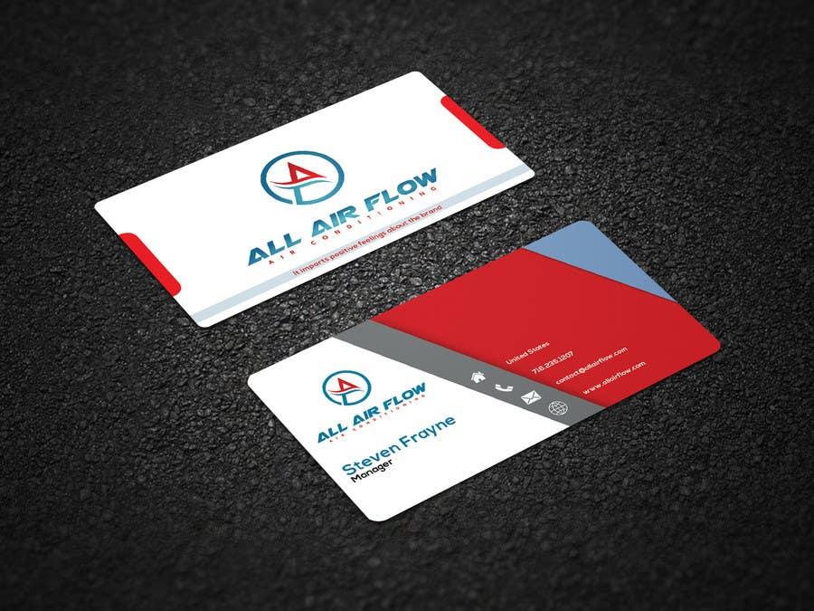 Proposition n°302 du concours Design some Business Cards