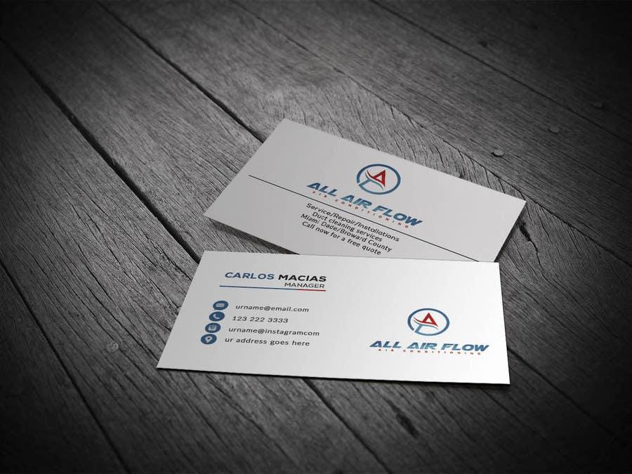 Proposition n°183 du concours Design some Business Cards