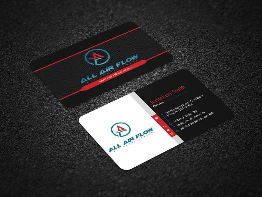 Proposition n°199 du concours Design some Business Cards
