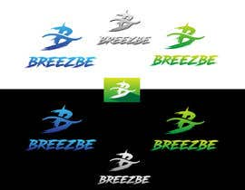 nº 57 pour design a logo for breezbe par Humaira12