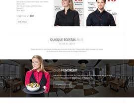 nº 23 pour Apparel site design par saidesigner87